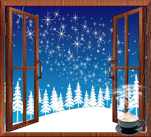 это за окном моим снежинки будут рисовать картинки атомы обычном микроскопе