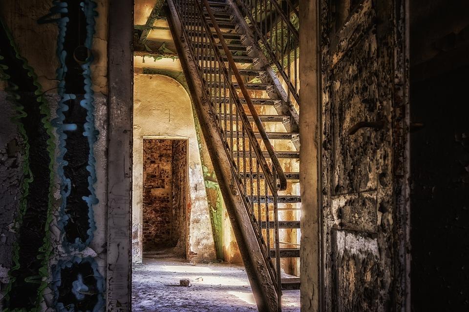Stairs Iron Steep - Free photo on Pixabay