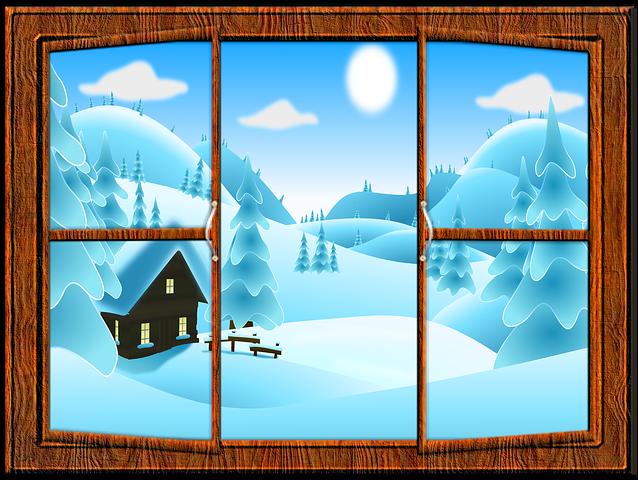 картинки шаблоны морозного окна это просто праздник
