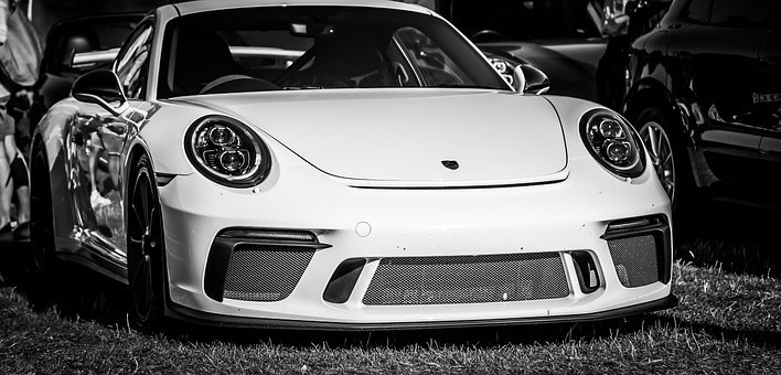 Porsche 911, Gt3, Automobile, Vehicle