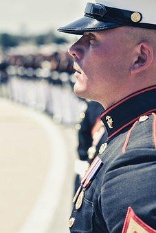 Marines, Military, Drill, Marine, Usa