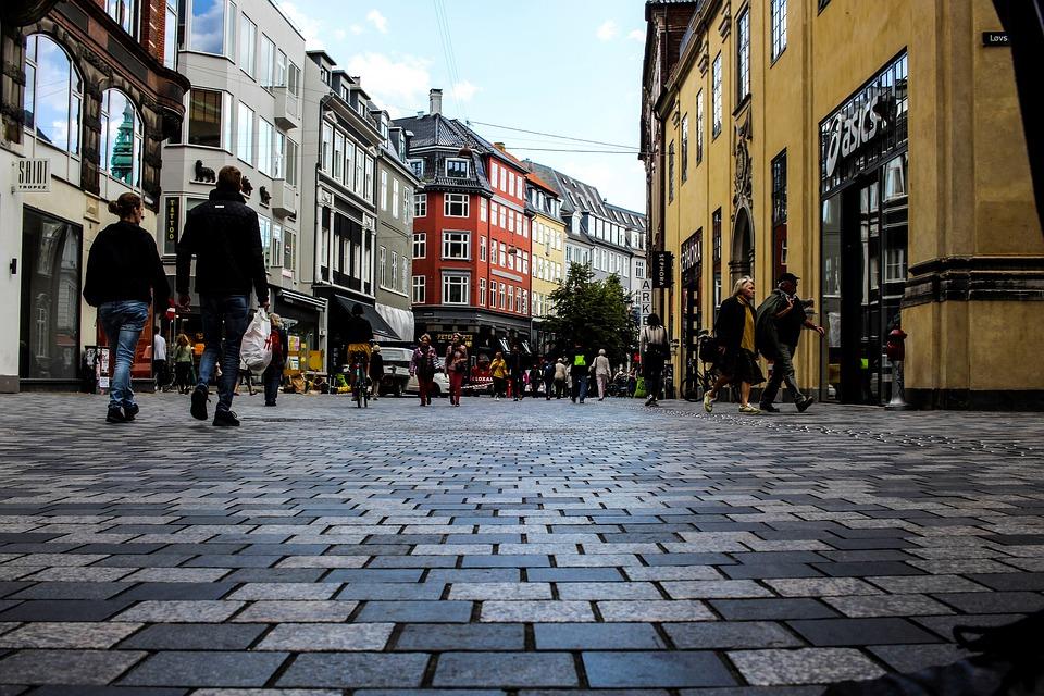 Ville Ruelle Galerie Marchande Photo Gratuite Sur Pixabay