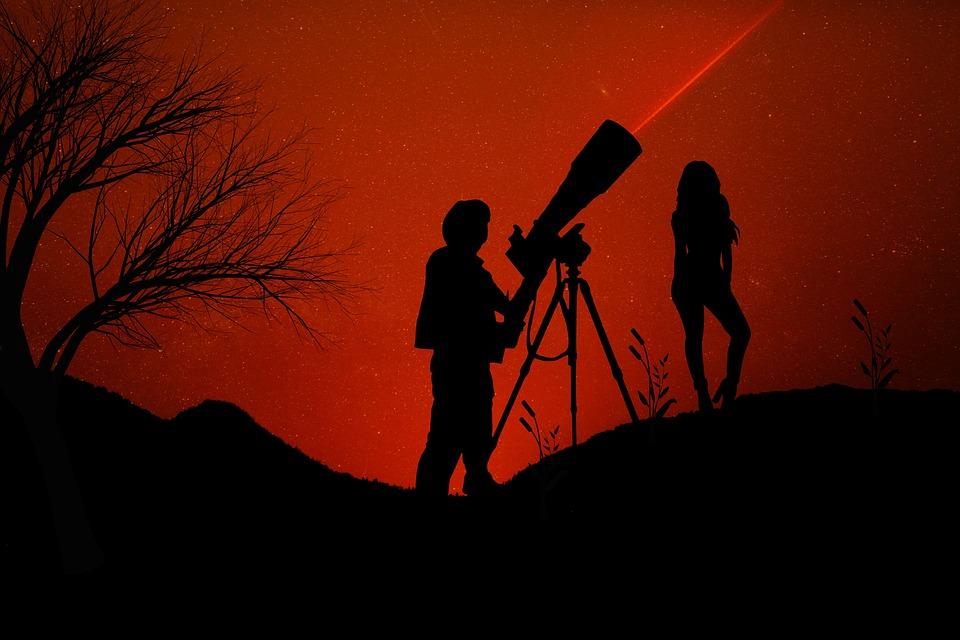 Astronomi melihat bintang bintang · foto gratis di pixabay