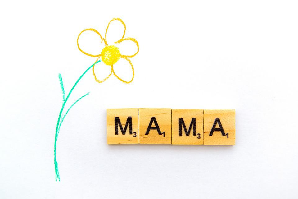 Greeting Card, Mama, Mother'S Day, Connectedness, Love
