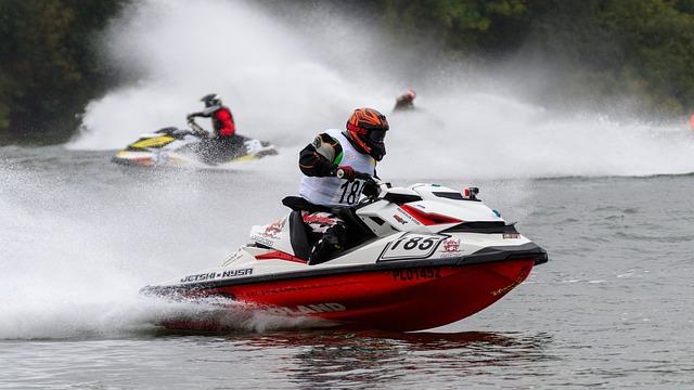 Motor Boat Race Jet Ski u003cbu003eSportu003c/bu003e - Free photo on Pixabay
