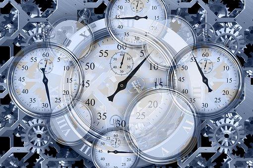 Stopwatch, Gigi, Pekerjaan, Waktu Kerja