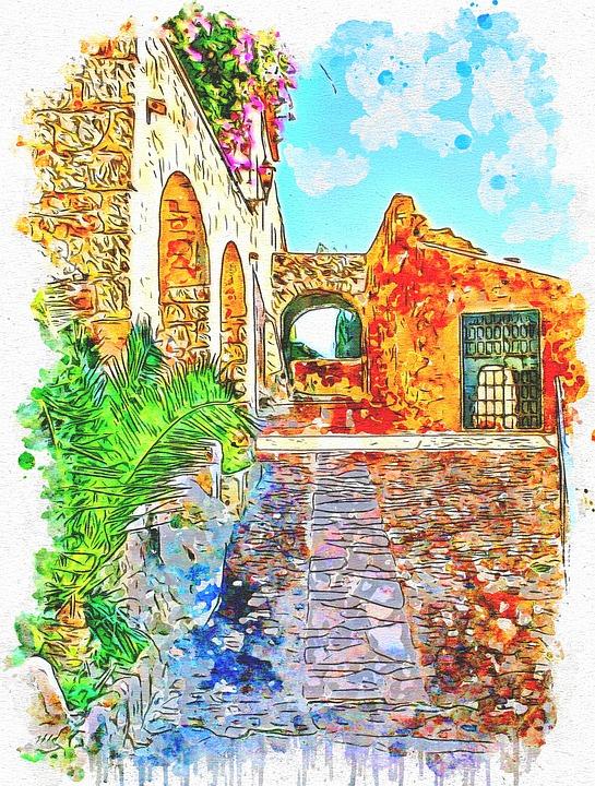 średniowieczny Stary Miasta Darmowy Obraz Na Pixabay