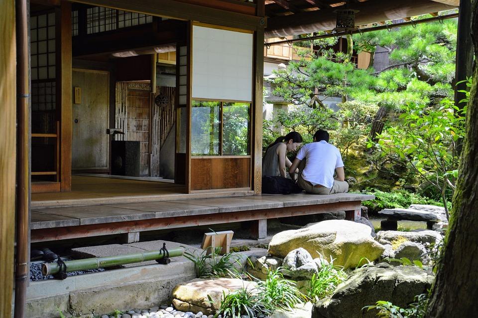 日本, 家, アーキテクチャ, 日本人, 庭, 寺, 文化, 仏教, 風景, 神道, 市, 日本語, 京都