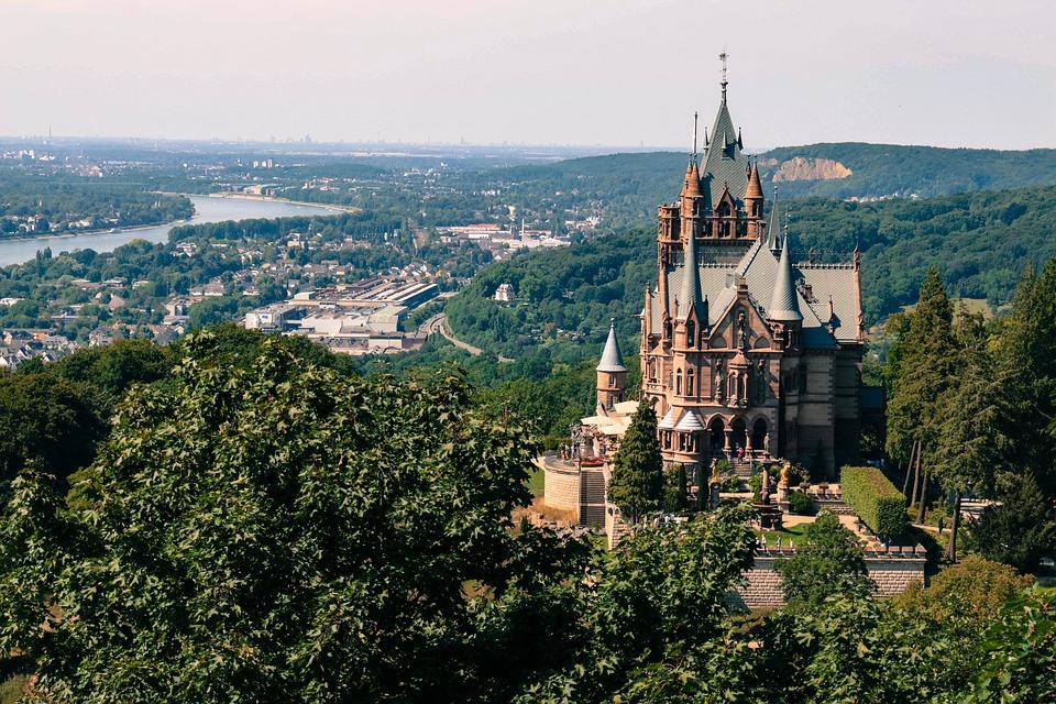 Die 20 Schösser und Burgen in Deutschland