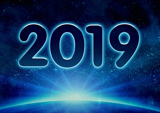 Sylvester New Year'S Day Space - Free image on Pixabay