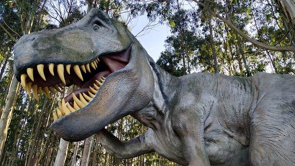 Le Tyrannosaure, T-Rex, Dinosaure
