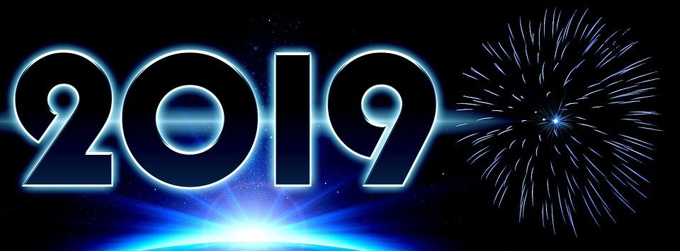 Silvester 2019 Feuerwerk Kostenloses Bild Auf Pixabay