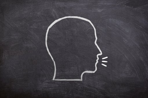Board, Chalk, Head, Talk, Presentation