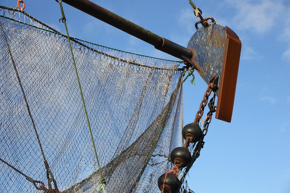 漁網 漁船 · Pixabayの無料写真