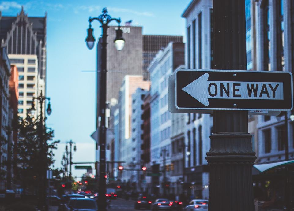 Detroit Straat Teken Motor City Gratis Foto Op Pixabay