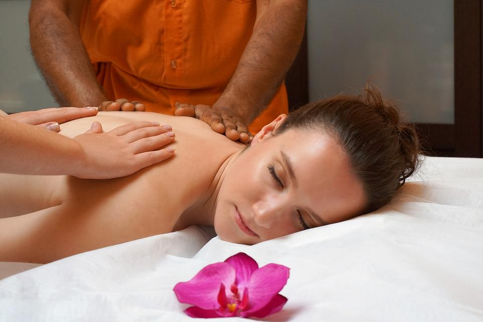Техники массажа
