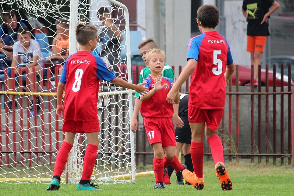 Football, Enfants, Les Élèves Plus Jeunes, Objectif