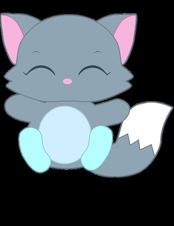 Gatito Bebe Dibujo Gato Imagen Gratis En Pixabay