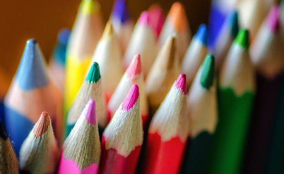 Pencils, Coloring, Colorful, Art, Color