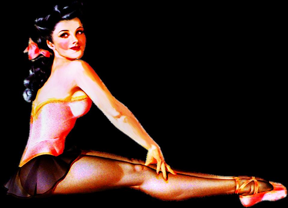 e6091bbfa2b pin up girl sexy woman retro 1940's 1950's pin-up