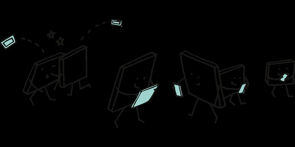 Pixel Cells, Pixel, Social Network, Learning Scenario
