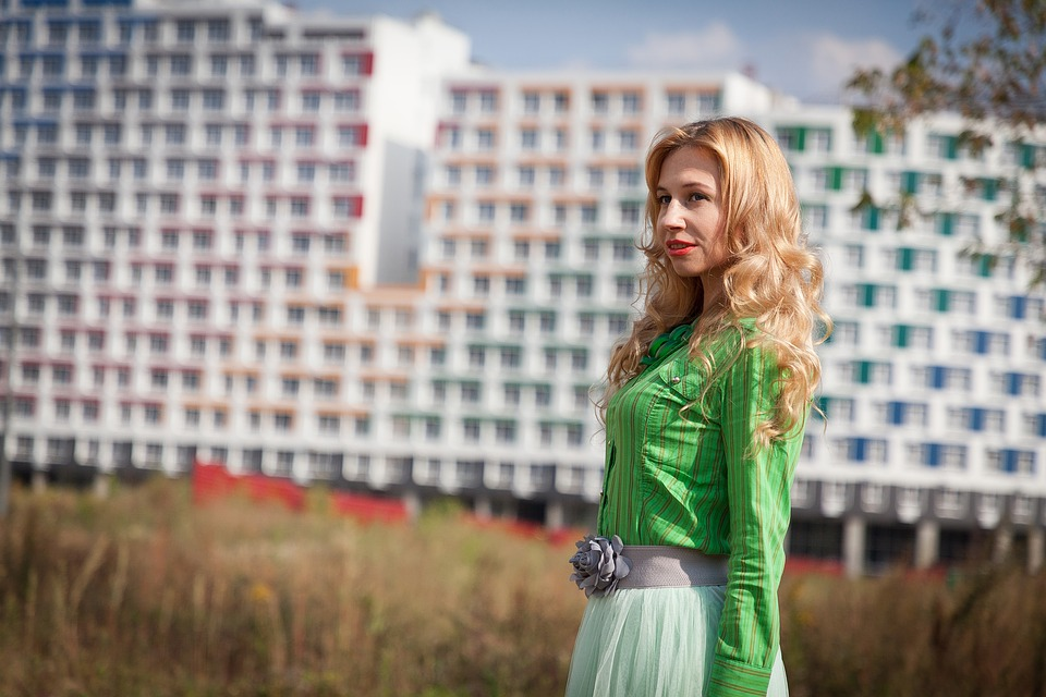 Saia Blusa Cidade Foto Gratuita No Pixabay