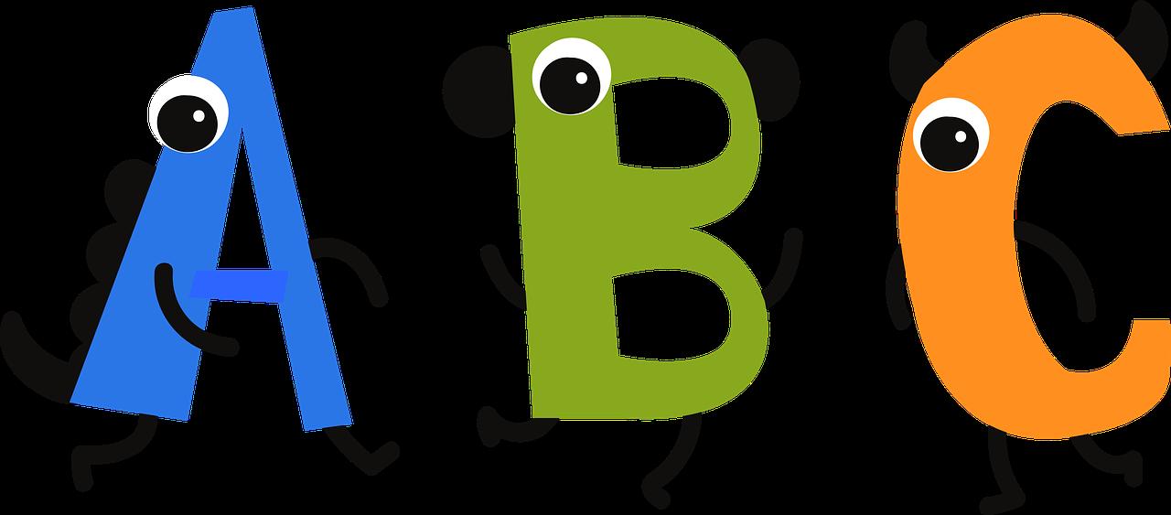 Alphabet L Ecole Dessin Anime Image Gratuite Sur Pixabay