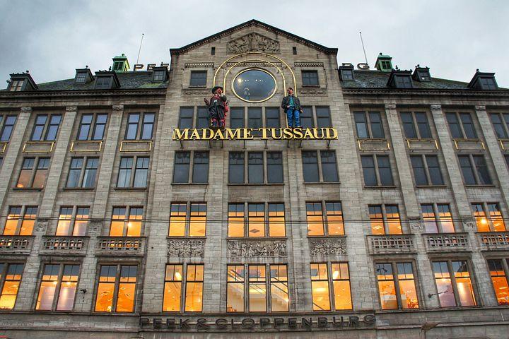 Madame Tussauds, Ámsterdam