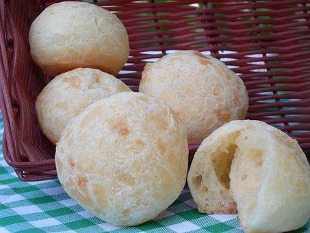 Pão De Queijo, Lanche, Café Da Manhã