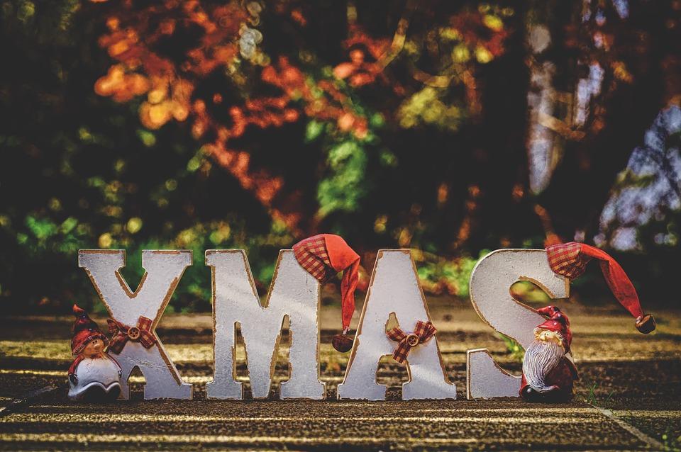 Weihnachten Wichtel Figuren Kostenloses Foto Auf Pixabay