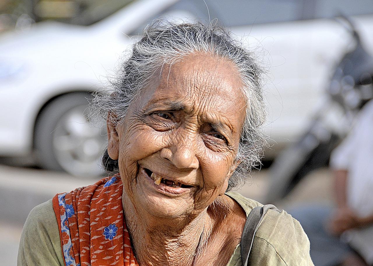 India Lady Old - Free photo on Pixabay