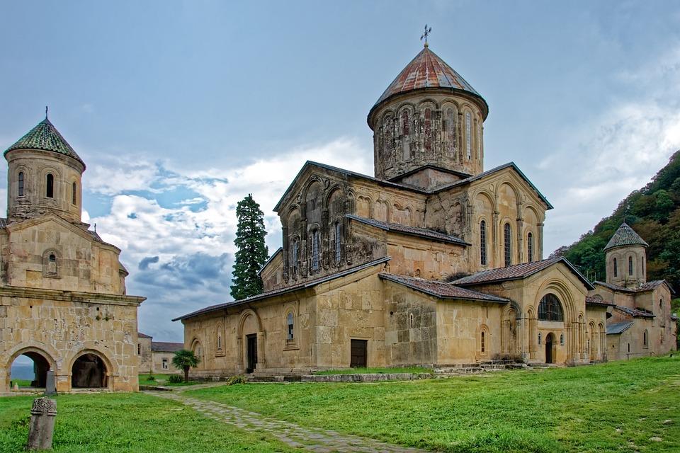 Resultado de imagen de monasterio de GelatI