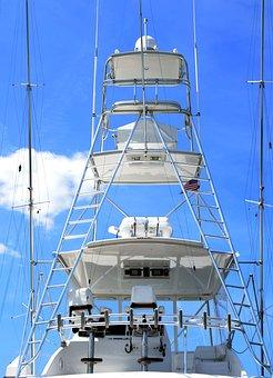 Charter Boat, Fishing Boat