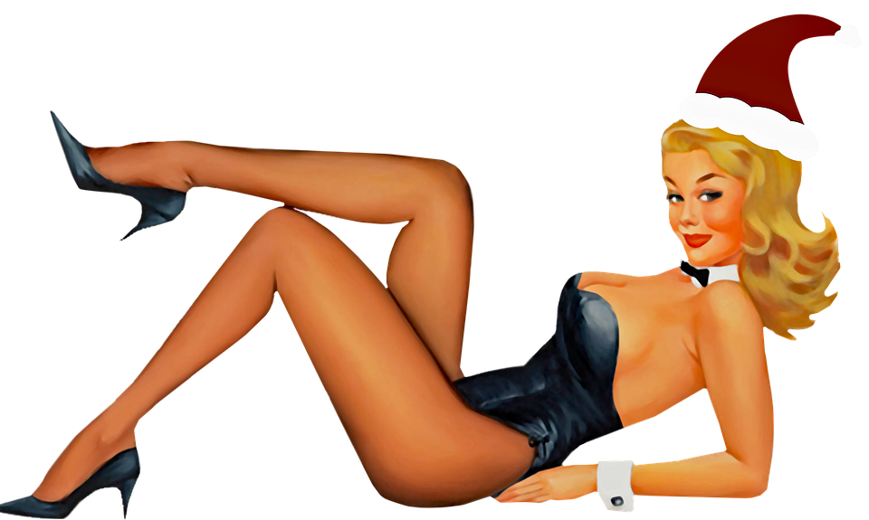 a7d7e48f0f6 pin up christmas girl christmas sexy girl holiday