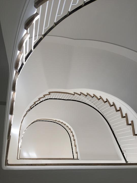 Munich Escalier Montée Point De - Photo gratuite sur Pixabay