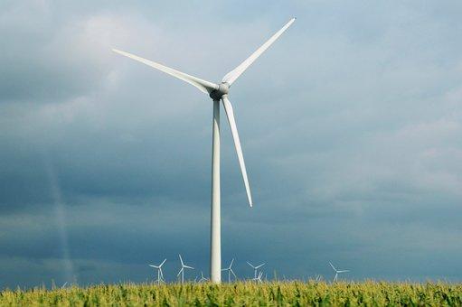 Turbina Eólica, Viento, Energía