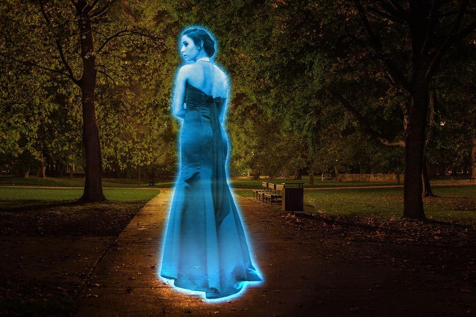 Fantasma, Holograma, Luz, Sistema De Iluminación