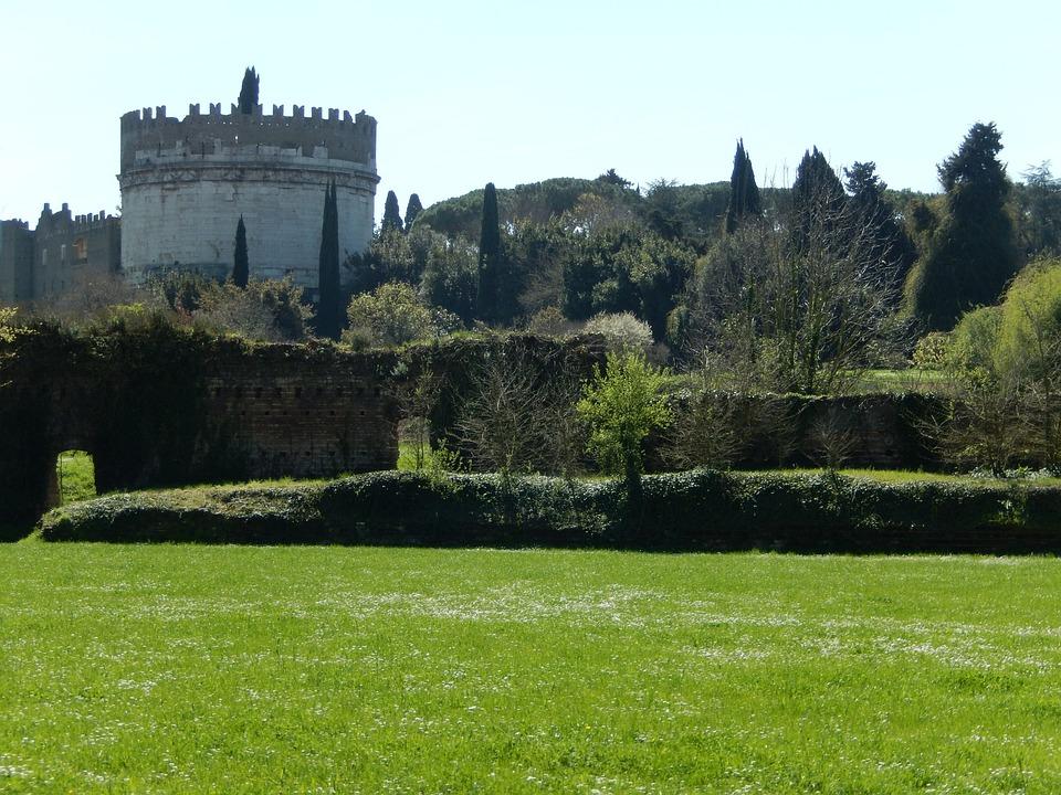 Roma, Cecilia Metella, Appia Antica
