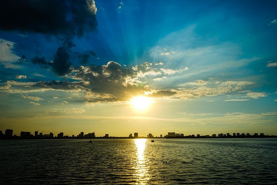 Air Matahari Laut Foto Gratis Di Pixabay