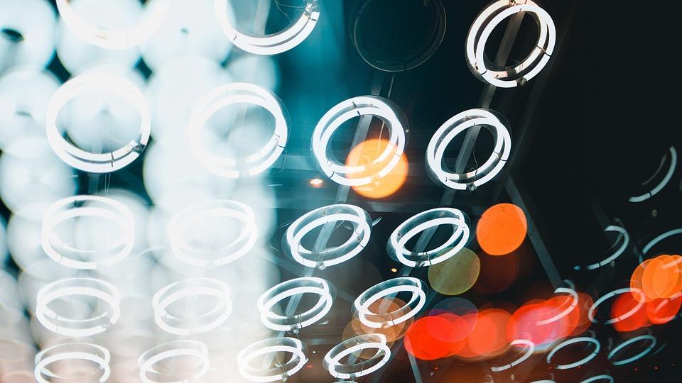 Bokeh Lampu Asia Foto Gratis Di Pixabay