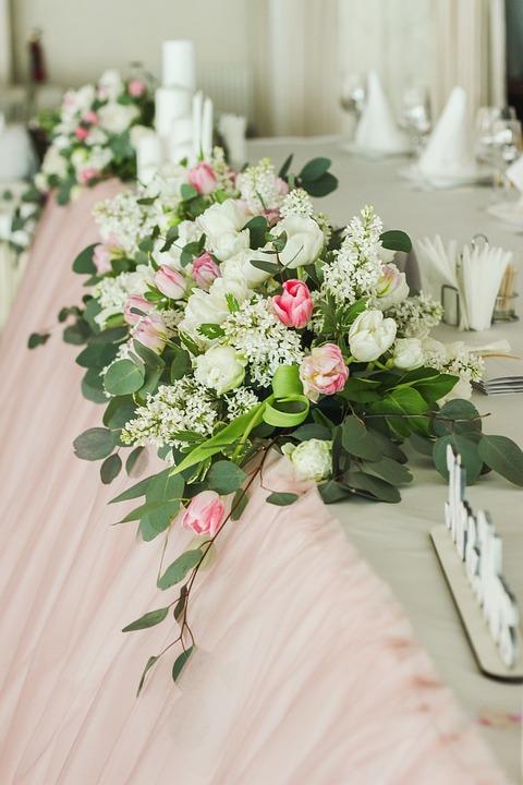 Dekor Blumen Hochzeit Kostenloses Foto Auf Pixabay