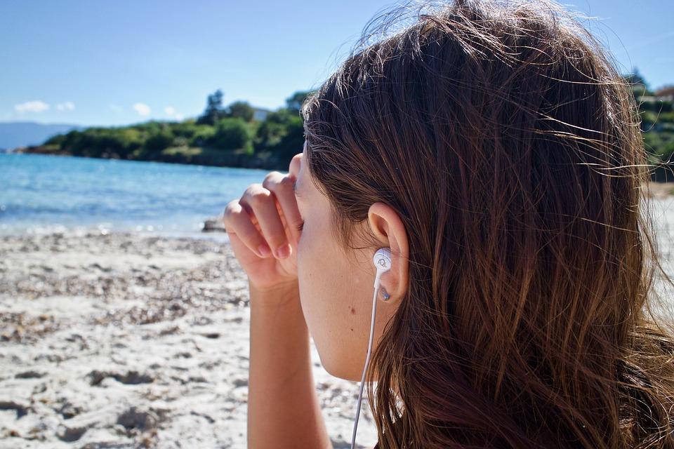 Meditazione, Ascolto, Musica, Coscienza, Auricolari
