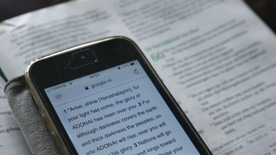 Livre Ouvert Bible Photo Gratuite Sur Pixabay