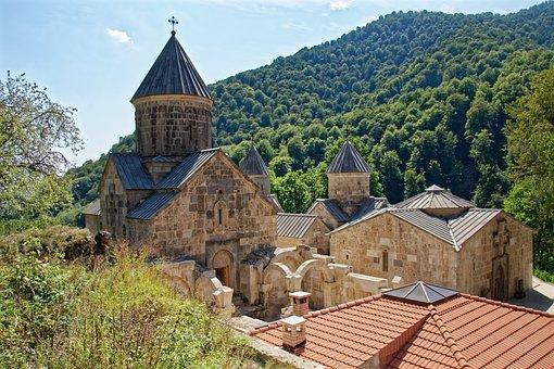Armenia, The Monastery Of Haghartsin