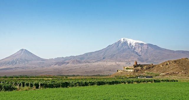 Armenia, The Monastery Of Khor Virap