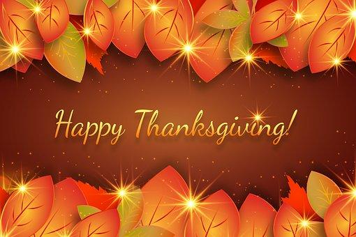 Thanksgiving, Greetings, Autumn