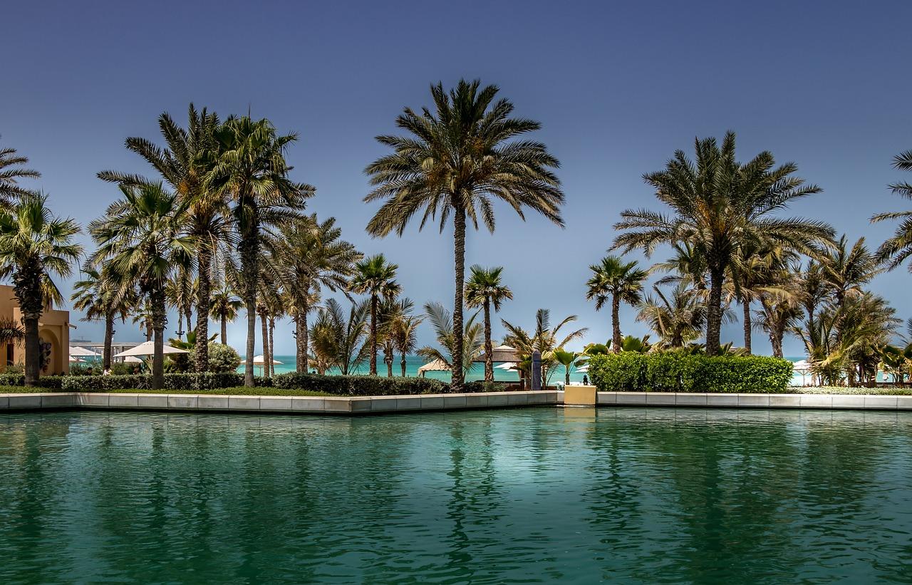 Dubai Beach; beach resorts in Dubai