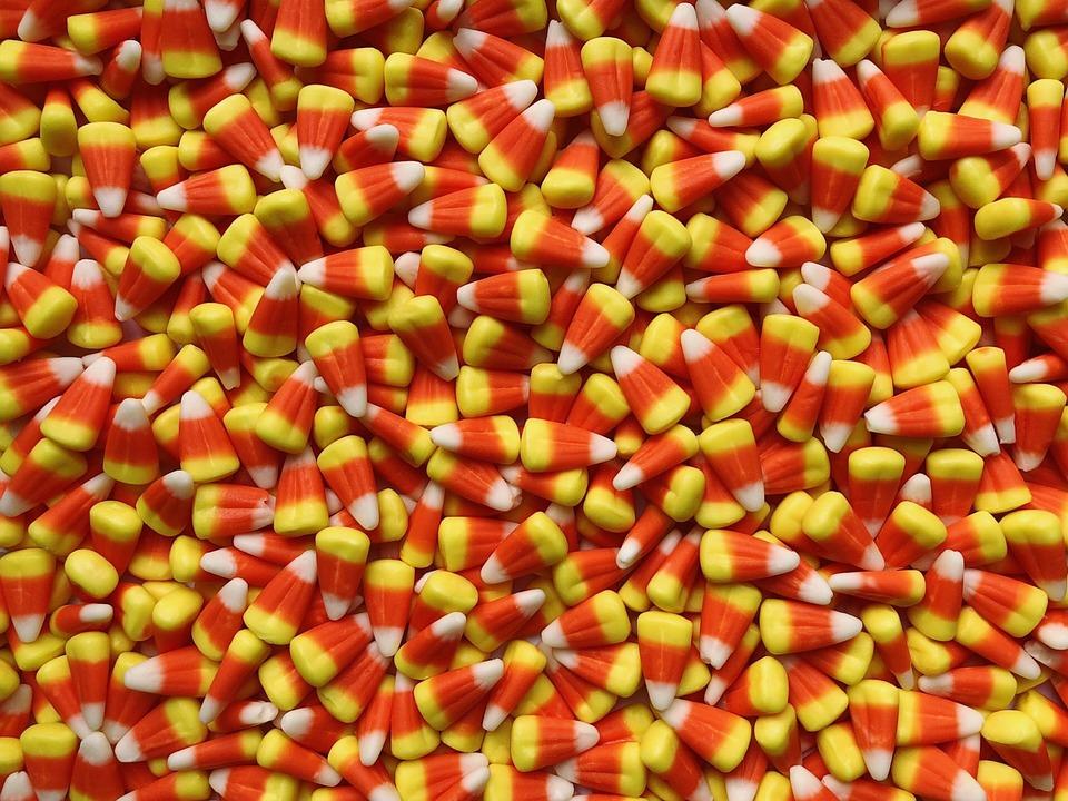 Maíz De Caramelo Candy Halloween - Foto gratis en Pixabay