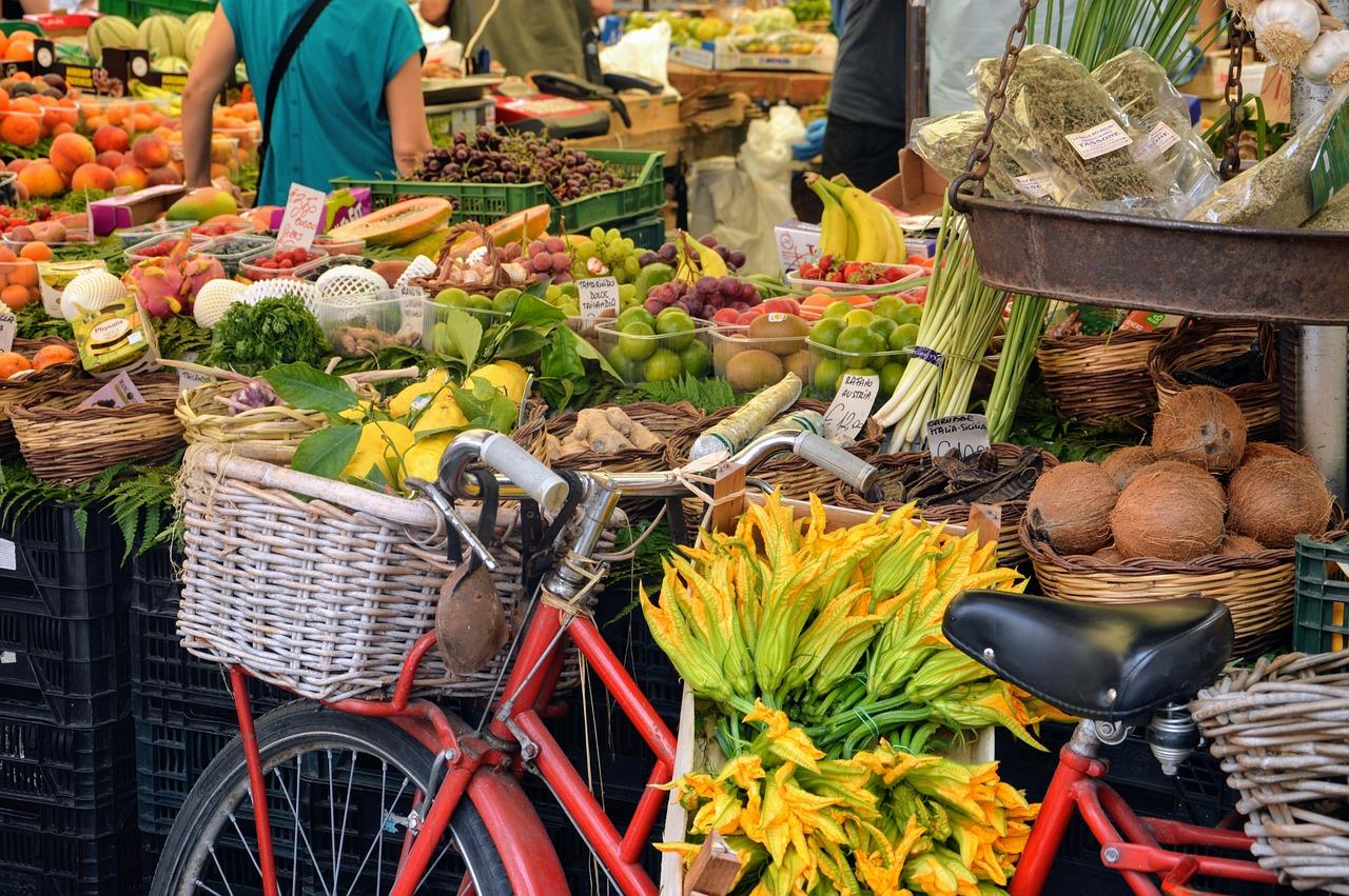 Картинки рынка в италии