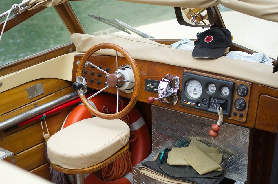 Pourquoi changer votre siège de bateau ?